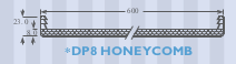 DP8 Honeycomb